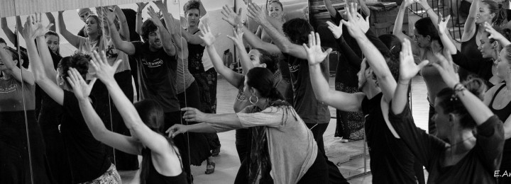 Cursus flamencodans voor (midden)gevorderden vanaf 4 februari 2021 in Amsterdam